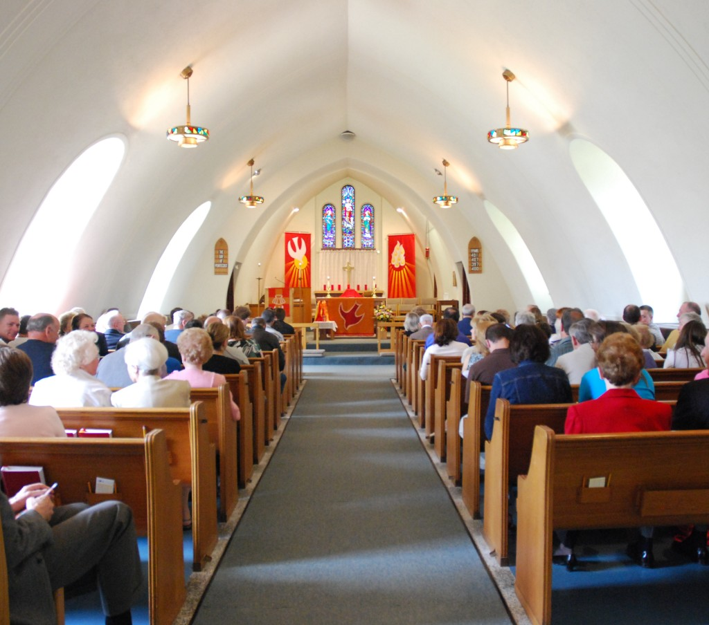 Worship at St. Stephen's